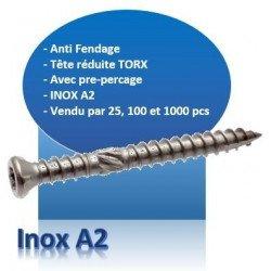 100 Gr de Pointes laiton panachés- lg 12/20mm (environ 300 pointes)